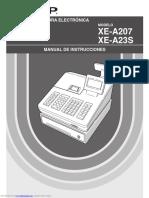Xea207 Owners Manual