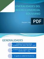 2. Generalidades Del Derecho Comercial
