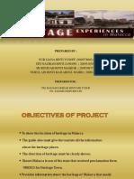 Example Presentation Heritage