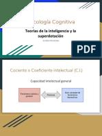 03 Teorías de La Inteligencia