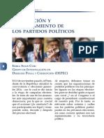 CORRUPCIÓN Y FINANCIAMIENTO DE LOS PARTIDOS POLÍTICOS - DEPEC
