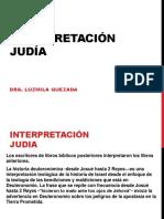 Interpretación Judía - Clase 2