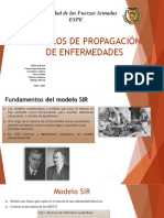 Modelos de Propagacion de Enfermedades
