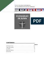 Guia de Estudio -Libro de Juan Itedad 2014 Rev -Nivel III