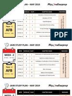 Study Plan JAIIB March 2019