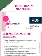 Strenghtening Measures