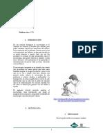 Informe 3 y 4 Biologia