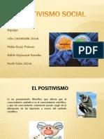 Expo. Positivismo Social. 1