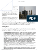 Oil Refinery - Energy Education