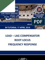 M-tutorial Pengantar Sistem Kendali Uts 2 2018