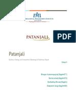 Patanjali Final Report