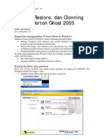 Using Ghost