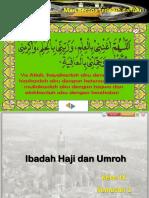PPT Ibadah Haji Dan Umroh