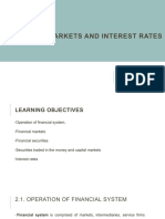 Chapter 2_Financial Markets and Interest Rates