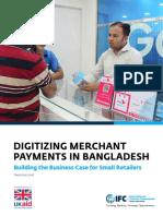Merchant Payment in Bangladesh