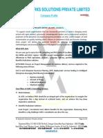 ASPL CII Company Profile
