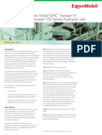 Hydraulics Flushing Procedure ExxonMobil