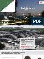 Rail Systems Data