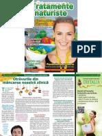 Revista Tratamente Naturiste PDF 142