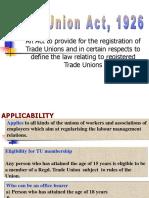 TU Act