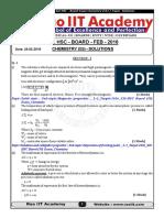 Chemistry 12std Hsc Board Sol Code-(e)(29!02!2016)