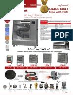 Airrex diesel heater
