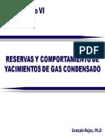 Cap6 Reservas y Comportamientos de Yacimientos de Gas Condensado