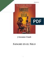 J. Suzanne Frank - Sangre en El Nilo [2.1]