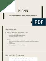 PiCNN Presentation