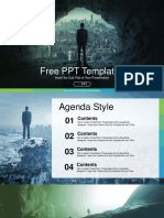 Agenda Style PPT