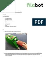 Filabot EX2 Motor Replacement Procedure.en.Es