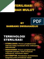 Sterilisasi BM