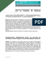 Technological prospection study