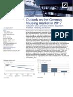 German Housing Outlook