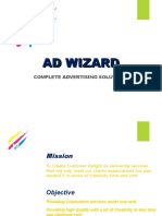 Adwizard- Complete Advertising Solutions