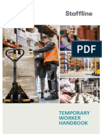Temporary Worker Handbook 2018