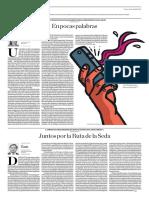 En Pocasx Palabras, Las Reacciones Tras El Fallecimiento Del Expresidente Alan García