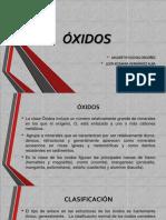 ÓXIDOS mineralogía general