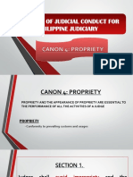 Canon 4 New Code of Judicial Conduct Report.pptx