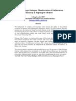 DIALOG SOBO PENDOPO, MANIFESTASI DEMOKRASI DELIBERASI DI KABUPATEN BOJONEGORO.pdf
