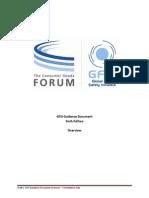 GFSI Guidance Document Draft 1