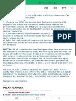 Requisitos Constitución