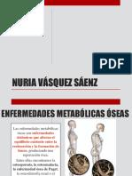 Enf. Metabolicas Oseas