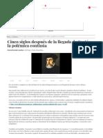 Cinco Siglos Después de La Llegada de Cortés, La Polémica Continúa - La Jornada