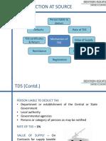 TDS TCS PAYMENT RCM