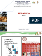 Tetrazolium Para El Postgrado 2019