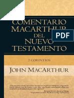 MacArthur, John - Comentario MacArthur del NT - 2 Corintios.pdf