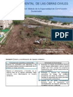Conferencia  Impacto Ambiental