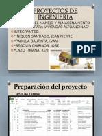 elaboracion  proyectos