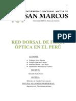 Red Dorsal Telecomunicaciones